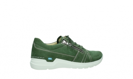 wolky chaussures a lacets 06609 feltwell 11720 nubuck vert_24