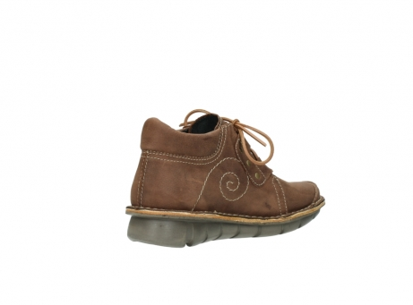 wolky chaussures a lacets 08384 gallo 10430 nubuck cognac_10