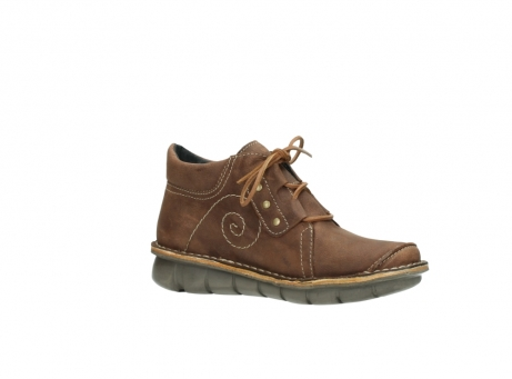wolky chaussures a lacets 08384 gallo 10430 nubuck cognac_15