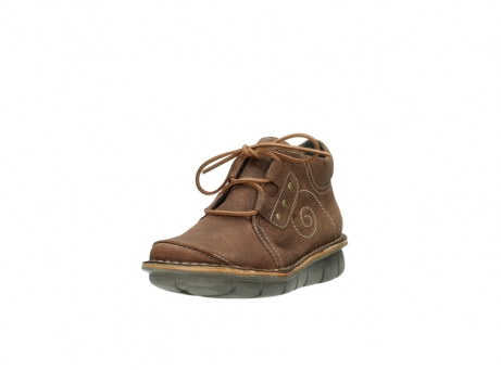 wolky chaussures a lacets 08384 gallo 10430 nubuck cognac_21