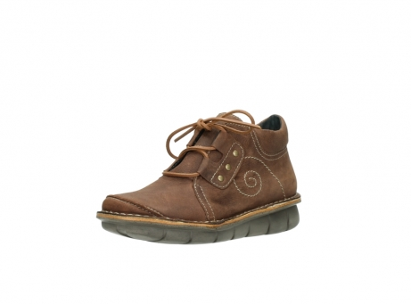 wolky chaussures a lacets 08384 gallo 10430 nubuck cognac_22