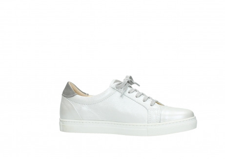wolky chaussures a lacets 09440 perry 81100 cuir blanc metallic_14